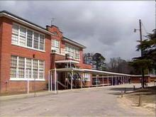Clement School in Sampson County will be demolished next month.(WRAL-TV5 News)