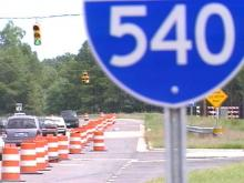 DOT Faces Delays On Road Projects; The Culprit: Unfavorable Weather