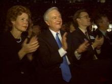 Thousands Gather To Honor Former Governor Jim Hunt