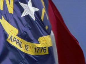 North Carolina Flag, N.C. Flag