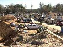 2003 Wake County Habitat 'Builder's Blitz': 24 Homes In 5 Days