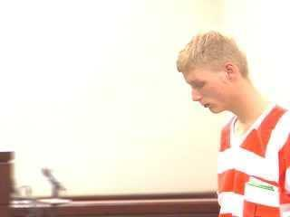 Matthew Grant In Court