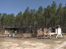 Harnett County Family Escapes Fire
