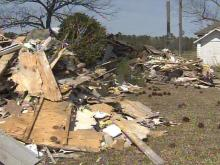 Isabel Recovery, Aid Slow In Hard-Hit Pamlico County