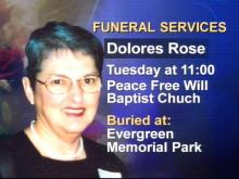 Funeral Tuesday For Wilson Mayor's Wife