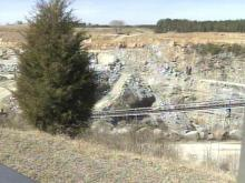 Fountain Commissioners Table Discussion About Blasting Levels At Quarry