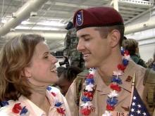 N.C. National Guard Unit Returns From Afghanistan