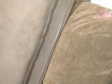 Sectional Sofa Delivered With Multiple Problems