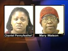 Women Accused Of Stealing From Clayton Man's Bank Account