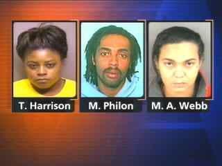 Crime Spree Suspects