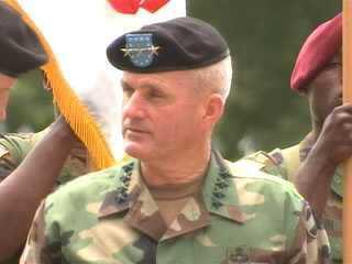 General Dan McNeill