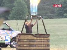 First Wheelchair-Accessible Hot Air Balloon To Take Flight In Raleigh