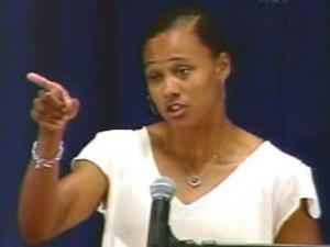Marion Jones Fights Back