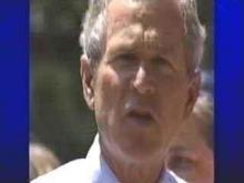 Bush Visits Local Lemonade Stand