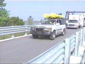 Ferry Evacuation