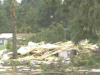 Johnsonville Cleans Up After Tornado
