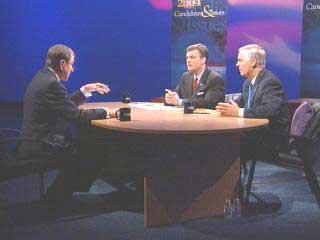 WRAL Easley-Ballantine Debate