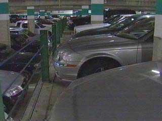 Underground Parking Deck