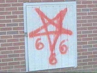 Church Vandal 2