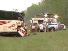 Investigators Cite Speed In Fatal Bus Wreck Near Siler City