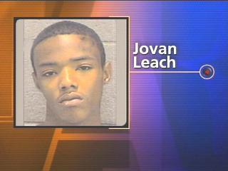 Jovan Leach