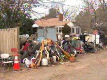 Orange County Promises To Clear Junkman's Clutter
