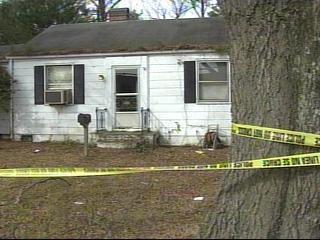 wilson homeowner shooting house