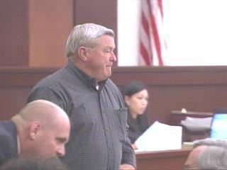 Lloyd Coats In Court
