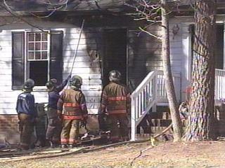 Woodcroft Fire