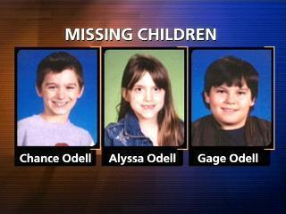 Granville Missing Children - Odell