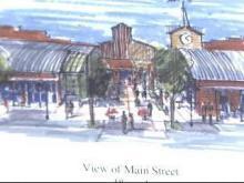 Proposed Roanoke Rapids Entertainment District 1