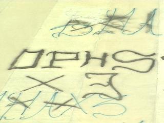 Knightdale Graffiti