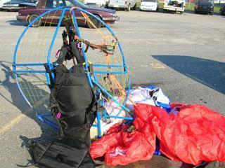 Harnett County Paragliding Accident