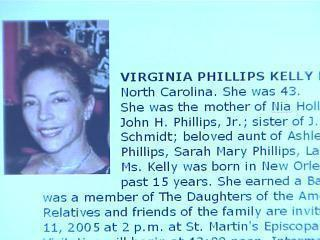 Virginia Phillips Kelly