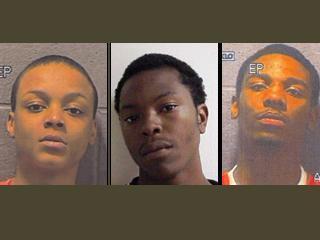 Hilltop Murder Suspects