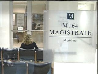 Magistrate Sign