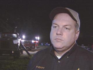Franklin County Sheriff Jerry Jones