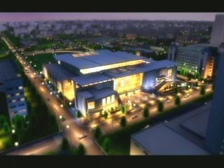Set to open in 2008, the new Raleigh Convention Center will include more than 500,000 square feet of space, 19 individual meeting rooms, an exhibit hall with 150,000 square feet of space and a 32,000-square-foot ballroom