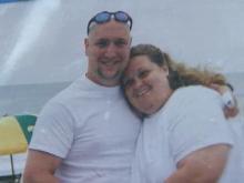 Allison Miller and Todd Blanchard