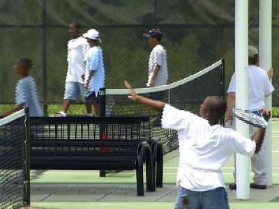 cary tennis program