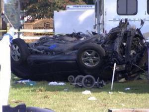 johnston county crash