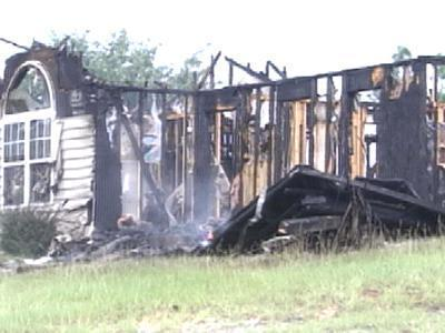 Hope Mills House Fire