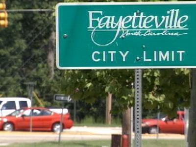 Fayetteville Sign