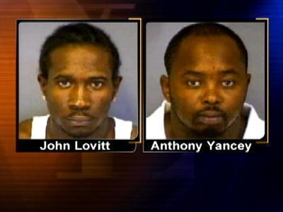 John Lovitt and Anthony Yancey