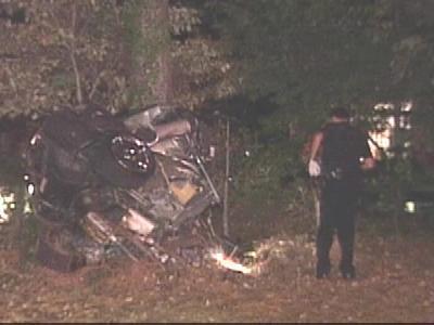Fayetteville Crash 0920