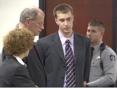 Tony Johnson Sentenced