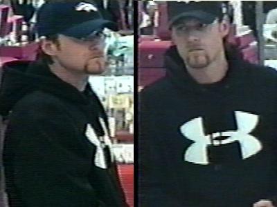 belk's security guard cut suspect shoplifting