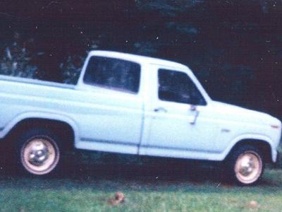 Ruthie Morgan Truck