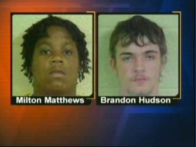 Milton Matthews Brandon Hudson