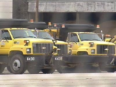 DOT Salt Trucks